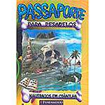 Livro - Passaporte para Pesadelos, V.5: Náufragos em Cranilha