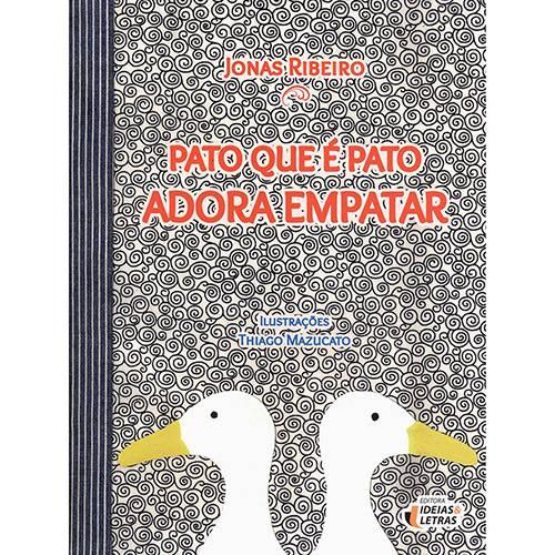 Livro - Pato que é Pato Adora Empatar