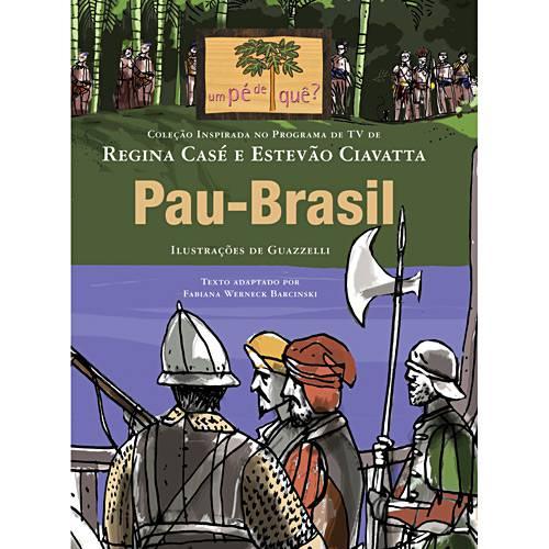 Livro - Pau - Brasil