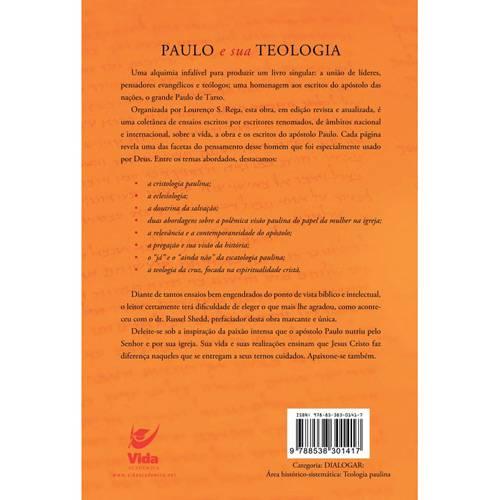Livro - Paulo e Sua Teologia