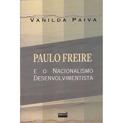 Livro - Paulo Freire e o Nacionalismo Desenvolvimentista