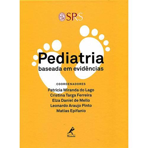 Livro - Pediatria Baseada em Evidências