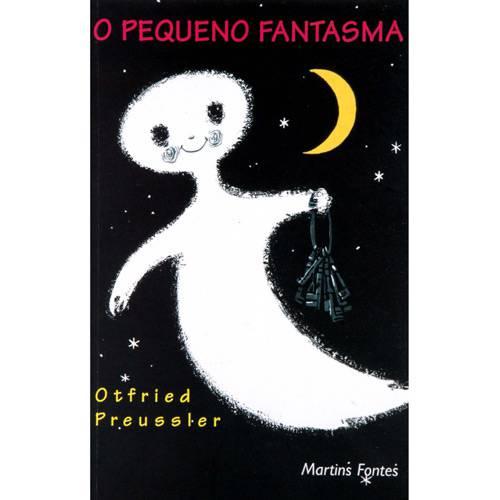 Livro - Pequeno Fantasma, o