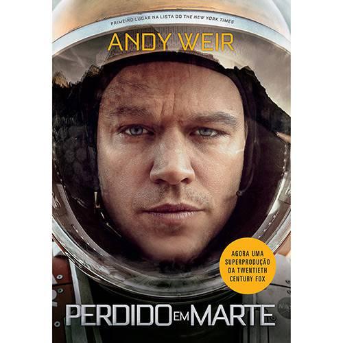 Livro - Perdido em Marte