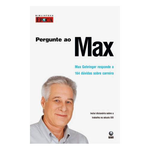 Livro - Pergunte ao Max