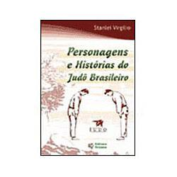 Livro - Personagens e Histórias do Judô Brasileiro