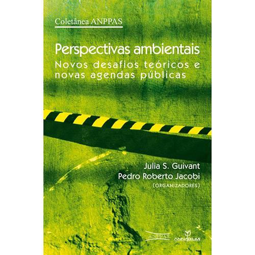Livro - Perspectivas Ambientais: Novos Desafios Teóricos e Novas Agendas Públicas