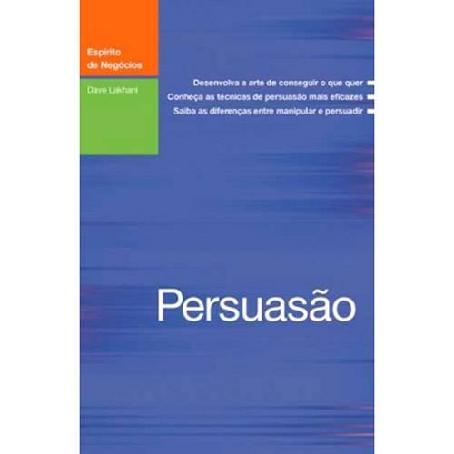 Livro - Persuasão