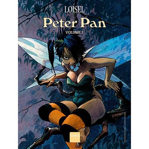 Livro - Peter Pan 3
