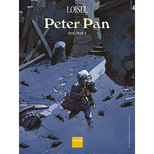 Livro - Peter Pan - Vol. 1