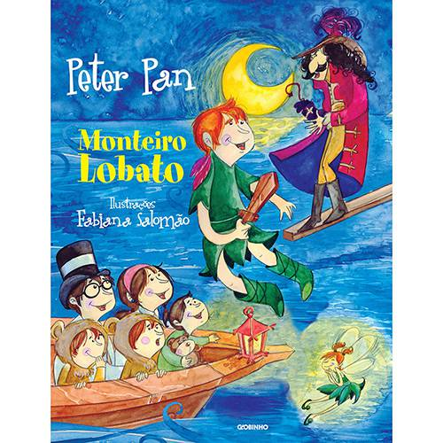 Livro - Peter Pan