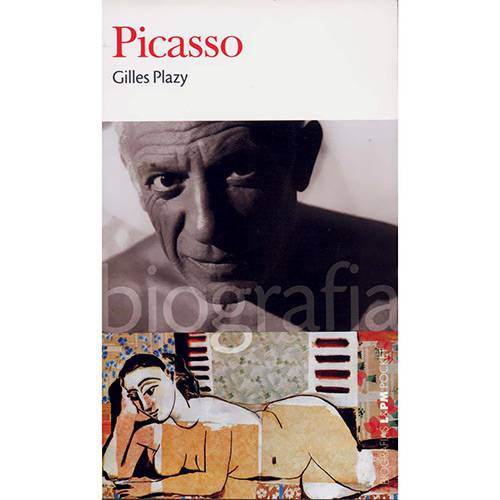 Livro - Picasso - Biografia