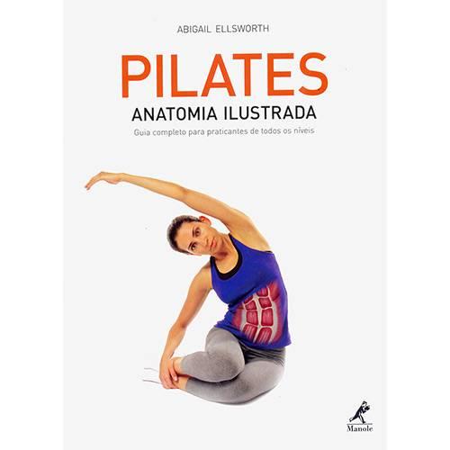 Livro - Pilates: Anatomia Ilustrada