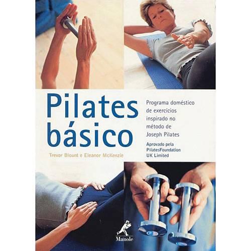 Livro - Pilates Básico