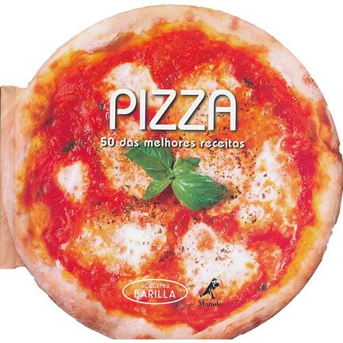 Livro - Pizza: 50 das Melhores Receitas