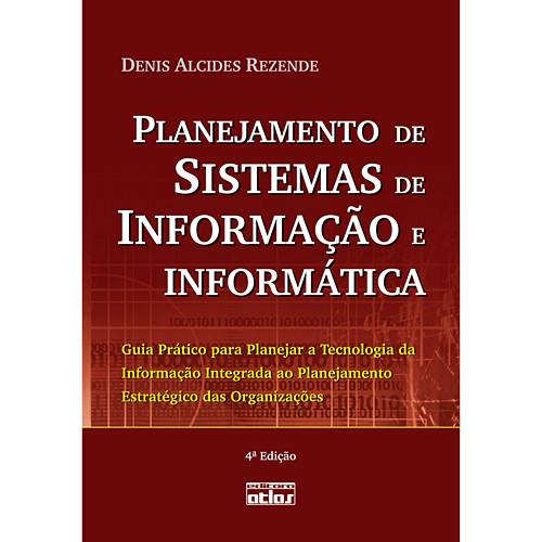 Livro - Planejamento de Sistemas de Informação e Informática