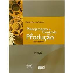 Livro - Planejamento e Controle da Produção: Teoria e Prática