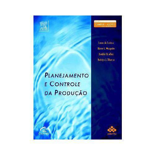 Livro - Planejamento e Controle da Produção