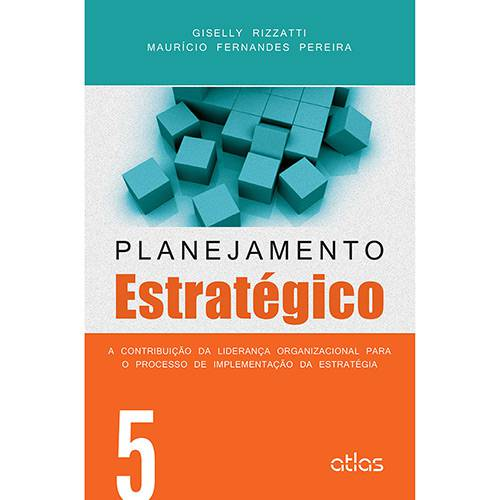 Livro - Planejamento Estratégico - Vol. 5