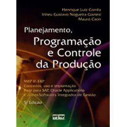 Livro - Planejamento, Programação e Controle da Produção
