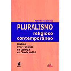 Livro - Pluralismo Religioso Contemporâneo