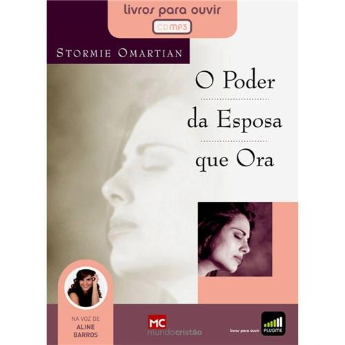 Livro - Poder da Esposa que Ora, o - Audiobook