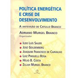 Livro - Politica Energetica e Crise de Desenvolvimento