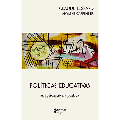 Livro - Políticas Educativas: a Aplicação na Prática
