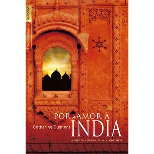 Livro - por Amor à Índia