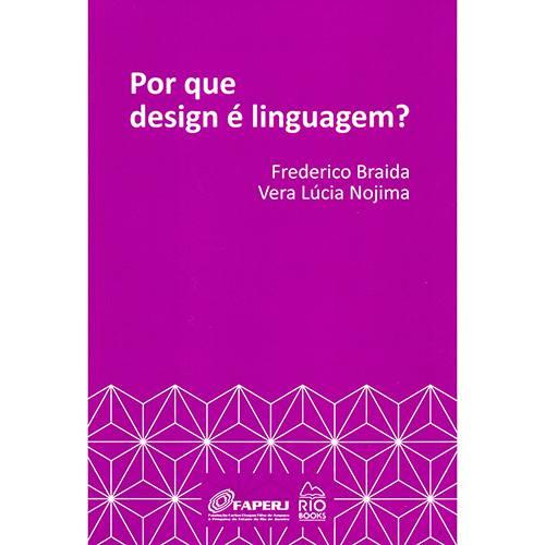 Livro - por que Design é Linguagem?