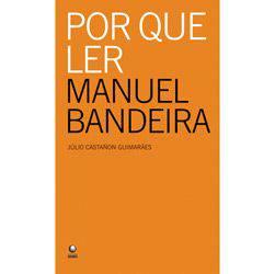 Livro - por que Ler Manuel Bandeira