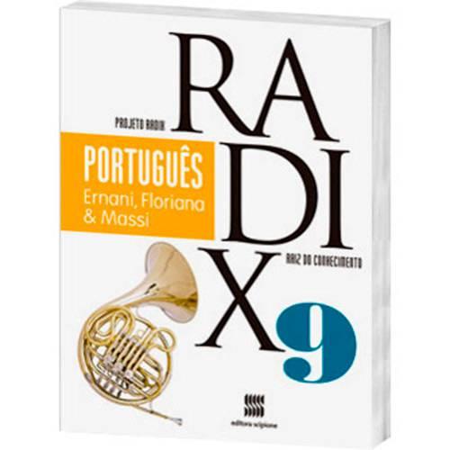 Livro - Português - 9º Ano - Coleção Projeto Radix