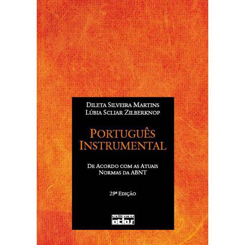 Livro - Português Instrumental