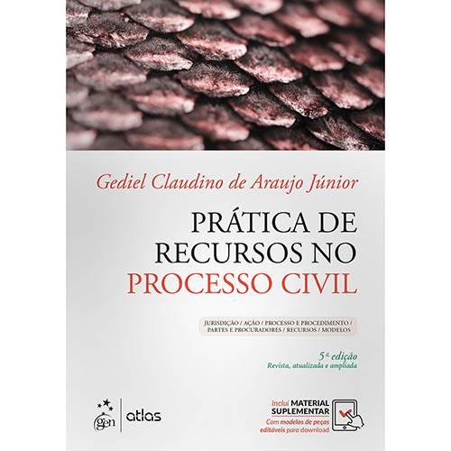 Livro - Prática de Recursos no Processo Civil