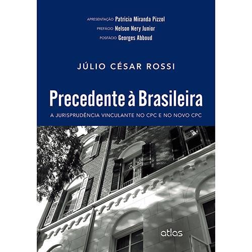 Livro - Precedente à Brasileira