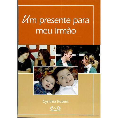 Livro - Presente para Meu Irmão, um