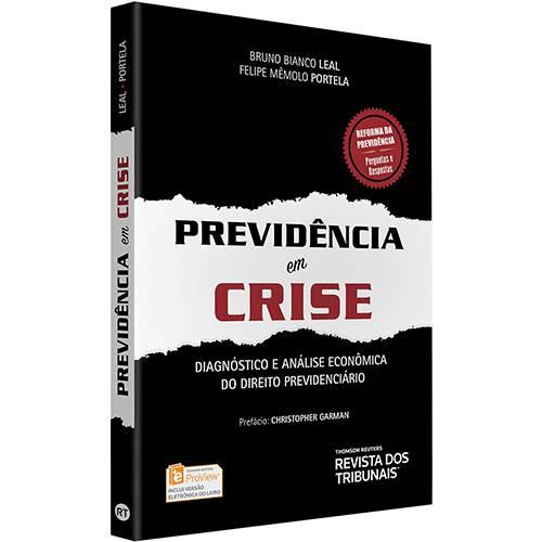 Livro - Previdência em Crise
