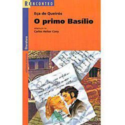 Livro - Primo Basílio, o