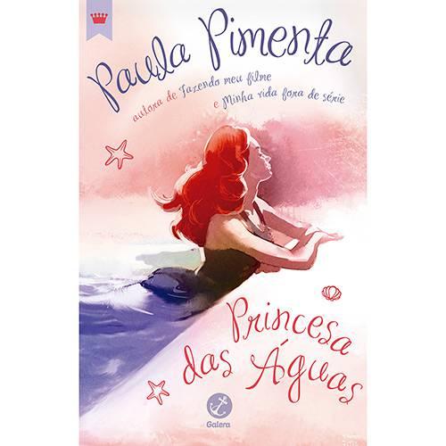 Livro - Princesa das Águas