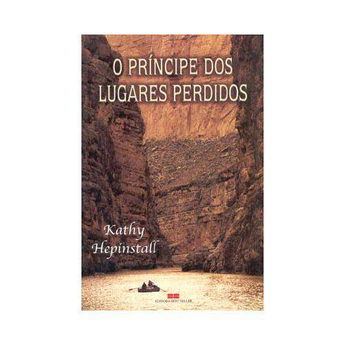 Livro - Príncipe dos Lugares Perdidos, o