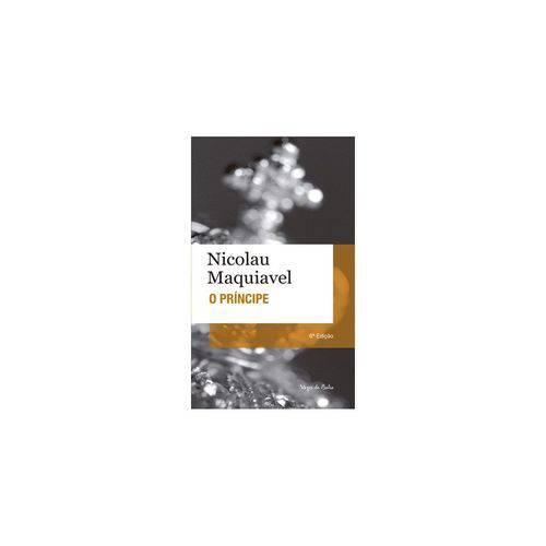 Livro - Príncipe - Edição de Bolso