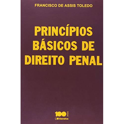 Livro - Principios Basicos de Direito Penal