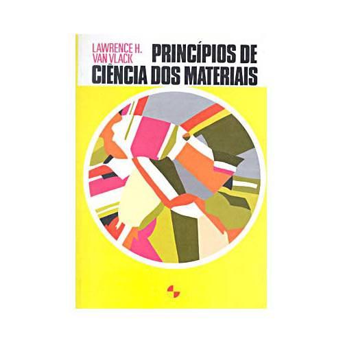 Livro - Princípios de Ciência dos Materiais