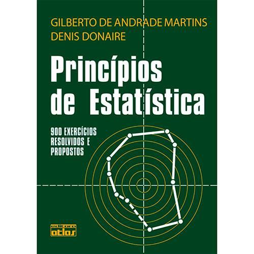 Livro - Principios de Estatistica