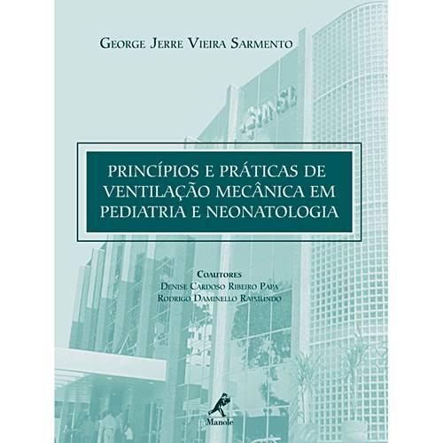 Livro - Princípios e Práticas de Ventilação Mecânica em Pediatria e Neonatologia
