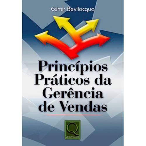 Livro - Princípios Práticos da Gerência de Vendas