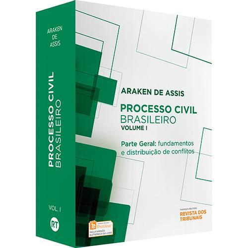 Livro - Processo Civel Brasileiro