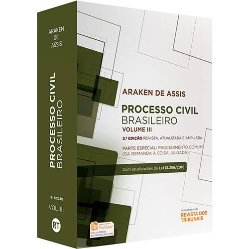 Livro - Processo Civil Brasileiro