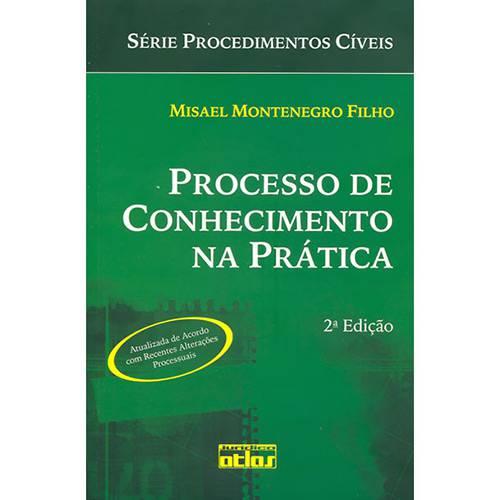 Livro - Processo de Conhecimento na Prática