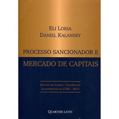 Livro - Processo Sancionador e Mercado de Capitais